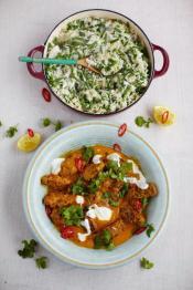 jamies kofta curry